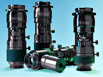 Zoom objective lens / machine vision