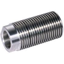 Cylindrical nut / aluminum