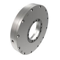 Pneumatic clamping element / for circular guide