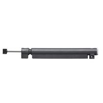 Vibration damper / pneumatic / for sliding doors