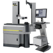 Tool measuring machine