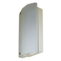 Wall-mounted lighting fixture / LED / compact fluorescent tube / IP20