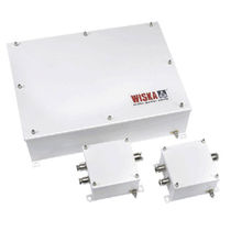 Wall-mounted junction box / IP66 / IP67 / polypropylene