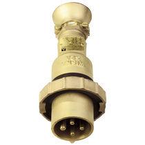 Straight electrical plug / CEE / waterproof