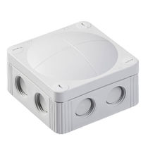 Wall-mounted junction box / halogen-free / IP66 / IP67
