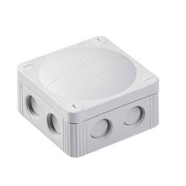 Junction box for marine applications / wall-mounted / halogen-free / IP66