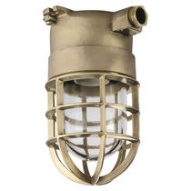 Lamp / incandescent / for mining / suspended