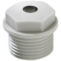 Screw-in sleeve bushing / for cables