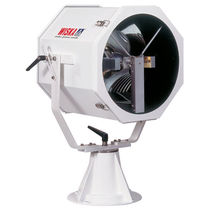 Metal-halide searchlight / corrosion-resistant