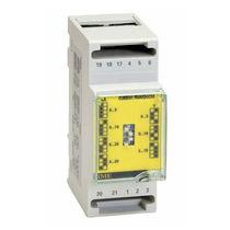 DIN rail current transducer / AC