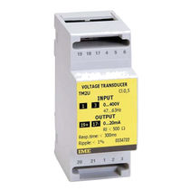 AC voltage transducer / DIN rail