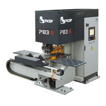Electric punching machine / automatic / plate / drilling