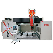 CNC machining center / 5-axis / vertical / for aluminum