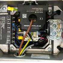 Motor protection relay / power