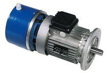 AC motor / asynchronous / 60 V / with integrated inverter