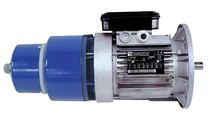 AC motor / asynchronous / with built-in encoder