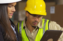 Warehouse management (WMS) software / process / automated