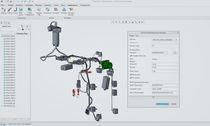 Electrical schematics software / CAD / 2D/3D