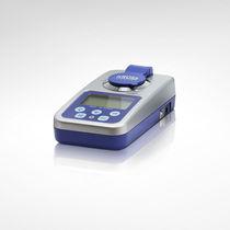 Digital refractometer / portable / laboratory