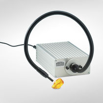 Halogen lamp light source / benchtop / cold light
