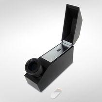 Optical refractometer / gemological