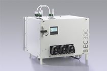 Gas cooler / for samples / Peltier effect
