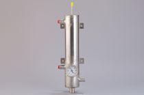 Gas cooler / liquid / tubular
