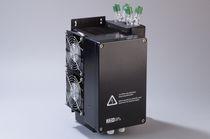 Gas cooler / Peltier effect