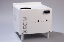Gas cooler / for samples