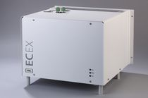 Gas cooler / explosion-proof