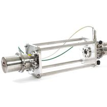 Particle analyzer / gas / for particle size analysis / monitoring