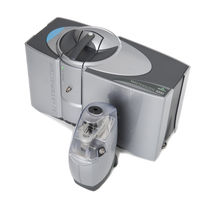 Particle size distribution analyzer / particle / laser diffraction / benchtop