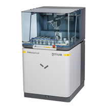 Fluorescence spectrometer / robust / X-ray fluorescence / process