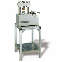 Manual for sample preparation pellet press / laboratory