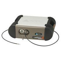 Spectrum analyzer / for organic material / portable / sampling