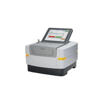 X-ray spectrometer / X-ray fluorescence / pre-calibrated / benchtop