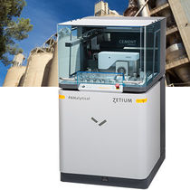 X-ray spectrometer / X-ray fluorescence / robust / process