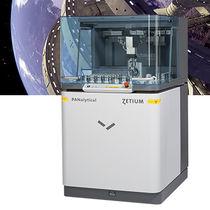 X-ray spectrometer / X-ray fluorescence / R&D