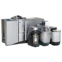 Water analyzer / for milk / beverage / solids