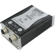 AC/DC power supply / with power factor correction (PFC) / closed frame / robust