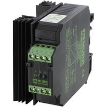 DC/DC power supply / regulated / DIN rail / with overcurrent protection