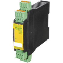 Safety relay / 2 NO/NC / DIN rail