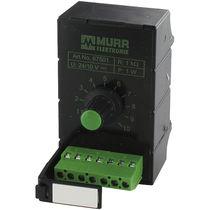 Multi-turn potentiometer / manual / electronic / DIN rail mounted