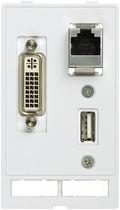 Data connector / RJ45 / USB / DIN