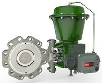Butterfly valve / shut-off / lug type / high-performance