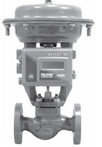 Globe valve / control / for chemicals