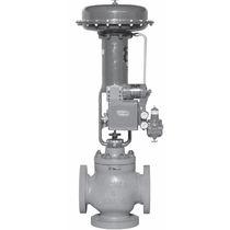 Globe valve / cryogenic / high-temperature / standard