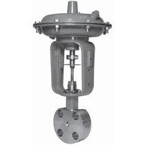 Globe valve / control / wafer / universal