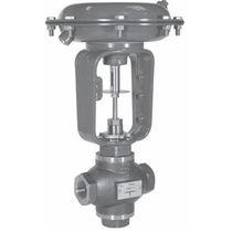 Globe valve / threaded / bronze / control