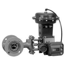 Ball valve / control / flange